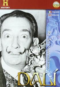 Dali - The King of Surrealism NEW PAL Arthouse DVD Salvador Dali - Deutschland - Dali - The King of Surrealism NEW PAL Arthouse DVD Salvador Dali - Deutschland