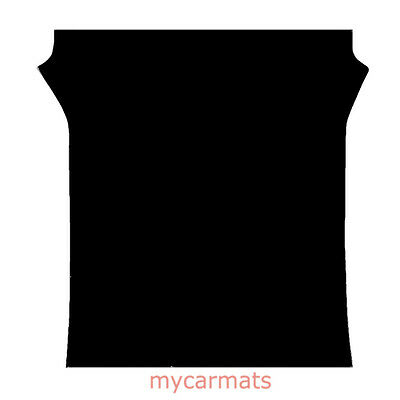 Mercedes Vito Dualiner Black Van Mats + Extra Long Boot Mat W447 // 14 on