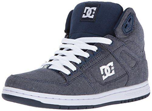 DC Damenschuhe Rebound Skate High TX SE Skate Rebound W Skateboarding Schuhe- Select SZ/Farbe. 7b8974