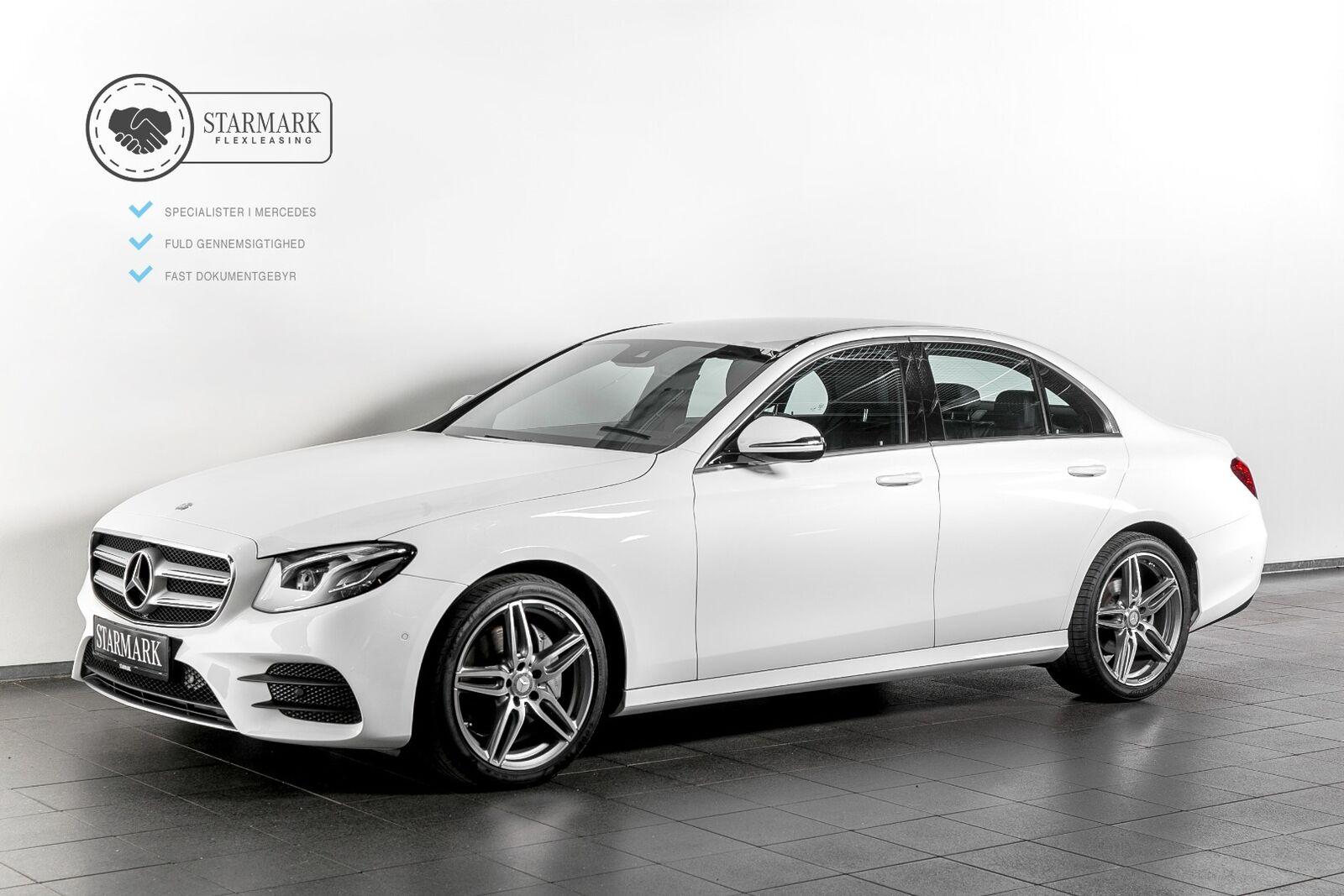 Mercedes E200 2,0 AMG Line aut. 4d - 3.295 kr.