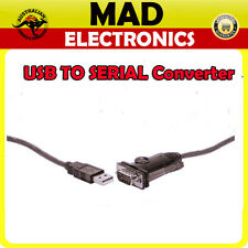RS232 Serial TO USB CONVERTOR FOR UNIDEN DIGITAL SCANNER UBCD396XT Works on MAC