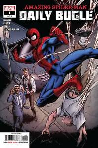 Amazing-Spider-Man-Daily-Bugle-1-of-5-2020-Marvel-1st-Print-Bagley-Cover