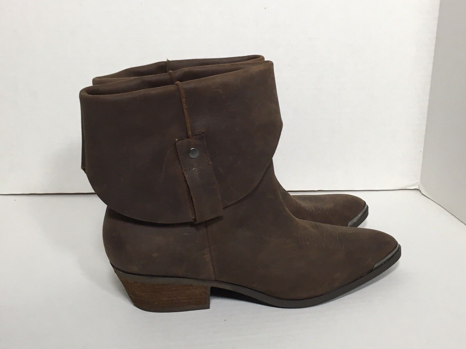 Ralph Lauren & Denim & Supply Cowboy Boots RAFITA Size 11