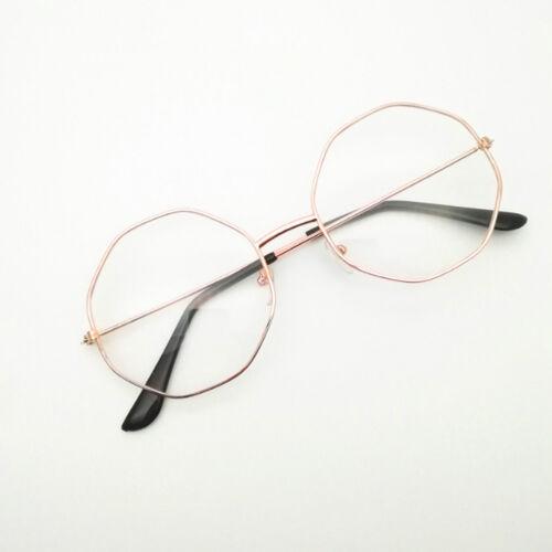 Fashion Vintage Retro Full Frame Clear Lens Glasses Nerd Geek Eyewear Eyeglasses