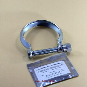 Auspuffschelle-fuer-Katalysator-Abgasrohr-Hosenrohr-Schelle-M10-73-mm