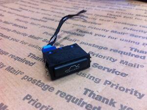 Miraculous Bmw Trunk Lid Release Button Under Dash W Connector Wiring Harness Wiring Database Denligelartorg