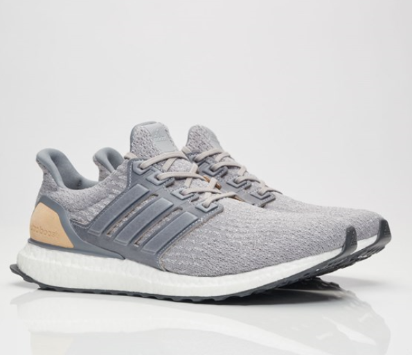 ADIDAS ULTRA BOOST 3.0 LTD MID Gris BB1092 US hommes SZ 9