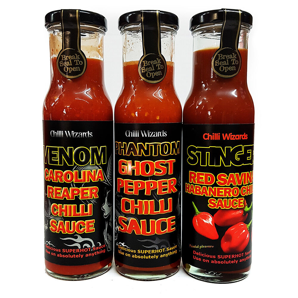 Hot red sauce made from mature capsicums — img 2