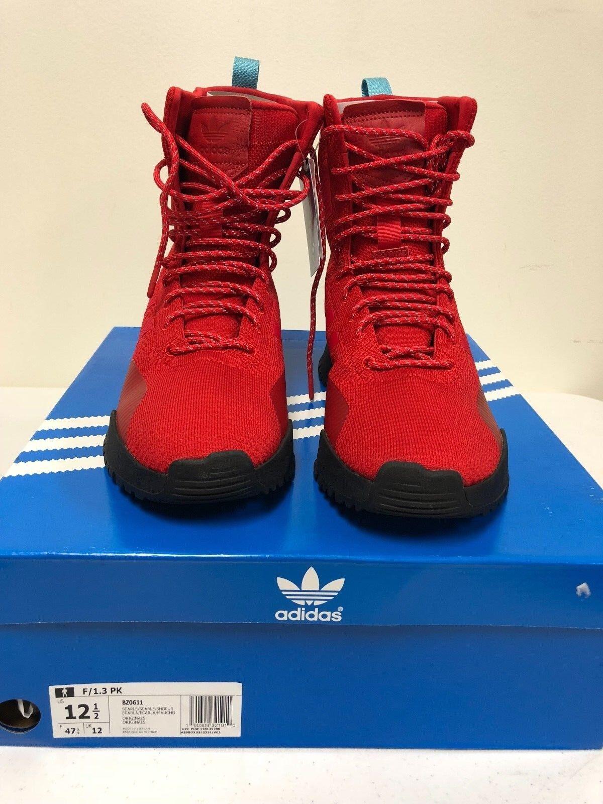 Adidas AF 1.3 Primeknit Boots BZ0611 Scarlet Red / BZ0611 Boots 767463