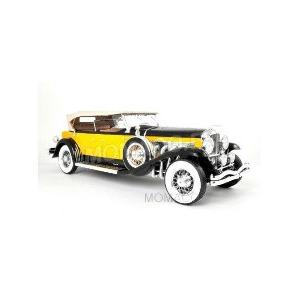 Premium - modell classixx 40065 duesenberg sj tourster derham 1932 Gelb   schwarze 1
