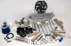 97 02 Ford Escort 2 0 T3t4 Turbocharger Turbo Kit Ebay