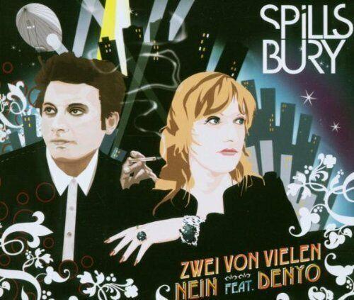 Spillsbury Zwei von vielen (2005, feat. Denyo)  [Maxi-CD]