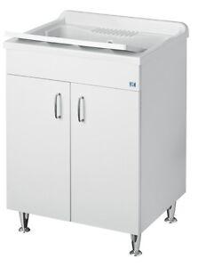 Mobile bagno lavatoio lavapanni pilozza lavanderia da interno 10 ...