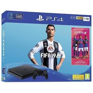 PLAYSTATION Console Playstation 4 1 TB F + FIFA 19