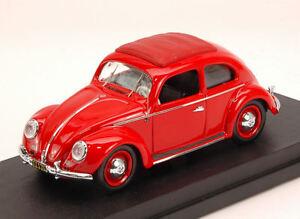 Voiture personnelle Volkswagen Vw Elvis Presley Allemagne 1958 1:43 Modèle Rio4466 Rio