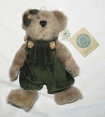 Boyds Boyd's Bär Bearwear Lillian 9.1.3cm Bär Hindernis Entfernen