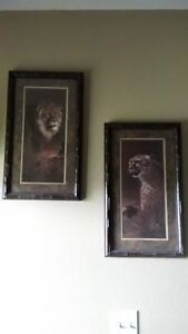 Lion Home Interior Picture Frame Ebay