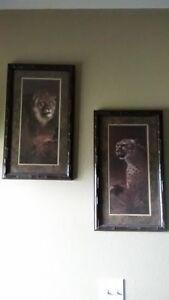 Lion Home Interior Picture Frame Ebay