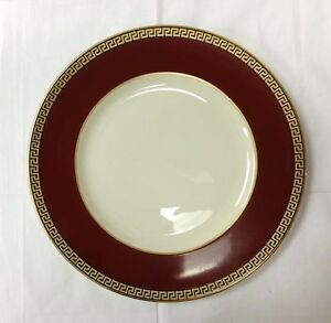 Image is loading LENOX-COLIN-COWIE-034-INSIGNIA-034-DINNER-PLATE- & LENOX COLIN COWIE