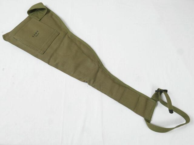 US WW2 Paratrooper Scabbard M1 Carbine folding stock bag Klappschaft Tasche
