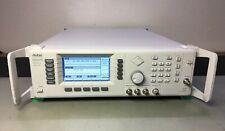 Anritsu 68369b Synthesized Sweeper Signal Generator 10 Mhz 40 Ghz 2b 11 Cald