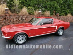 1967 Ford Mustang Fastback Ebay