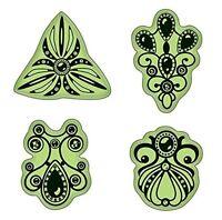 Inkadinkado Stamping Gear Inkadinkaclings Rubber Stamps Jewelry Craft Supplies