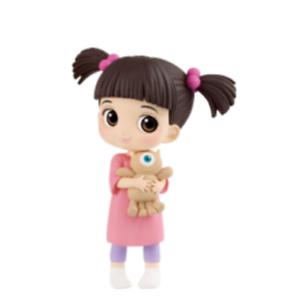 Details about Banpresto PIXAR Characters Q posket petit Boo Figure Figurine  Monsters, Inc
