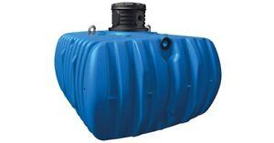 Regentank Regenwassertank Wasserspeicher Regentonne klappbar Zisterne 500L