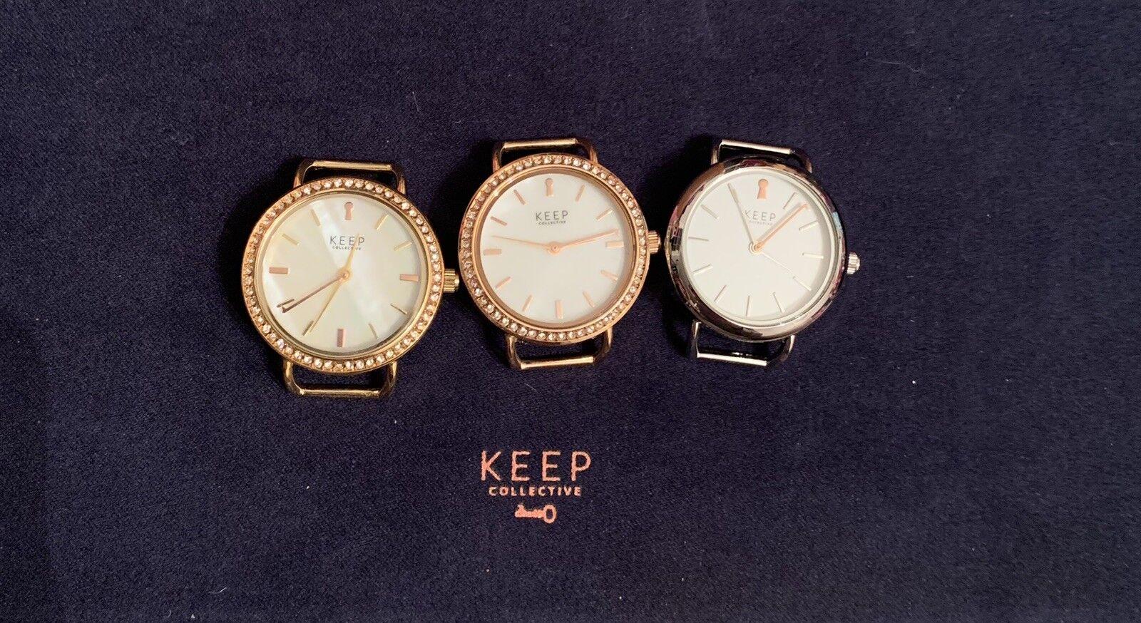 6b761e1b71c7 Keep 3 Timekey Lot Collective nnebra25-Jewelry - www ...