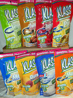 Klass Drink Mix Many Flavors Aguas Frescas Muchos Sabores Makes 9qt From Mexico