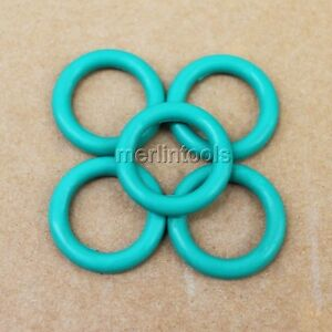 5Pcs / OD 38mm  ID 28mm / Section 5mm VITON O-Ring gaskets