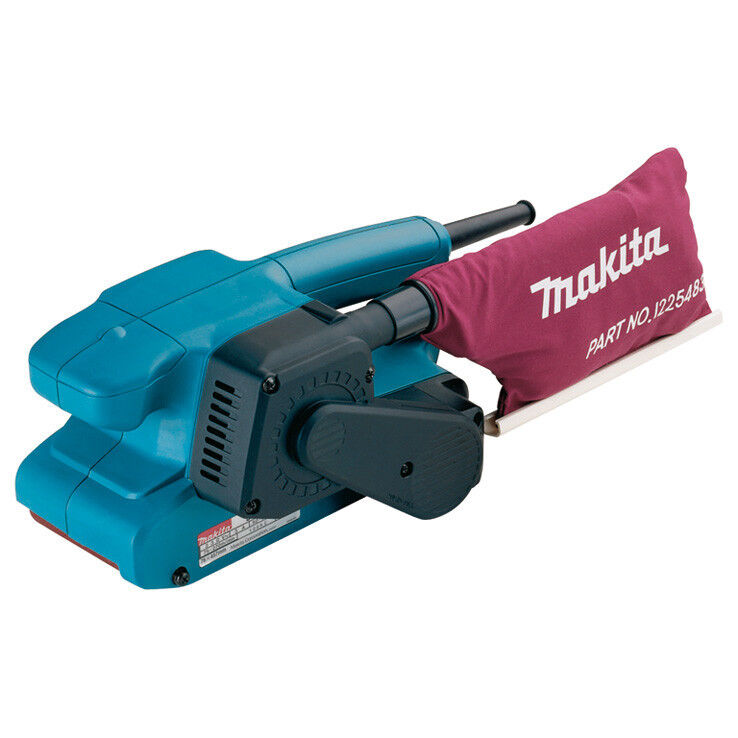 Makita 9911J Elektronik-Bandschleifer 9911  650 Watt, im MakPac Größe 3