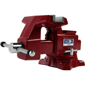 Wilton 28819 Utility 5-1/2 in. Bench Vise New
