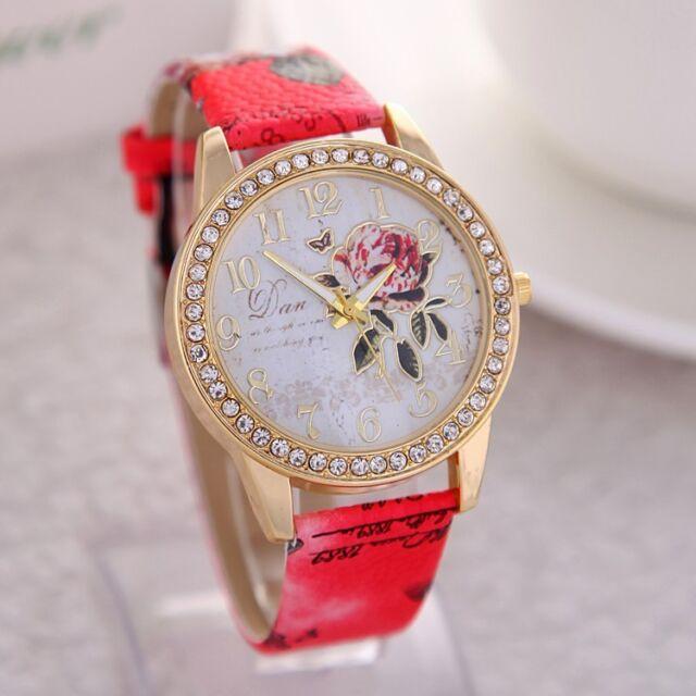 2015 New Brand Casual Female Relogio Watch Diamond Women Rhinestone Wristwatches