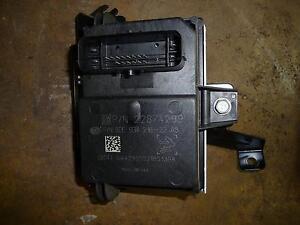 13 14 CHEVY SONIC CAPRICE CRUZE Fuel Pump Control Module Computer