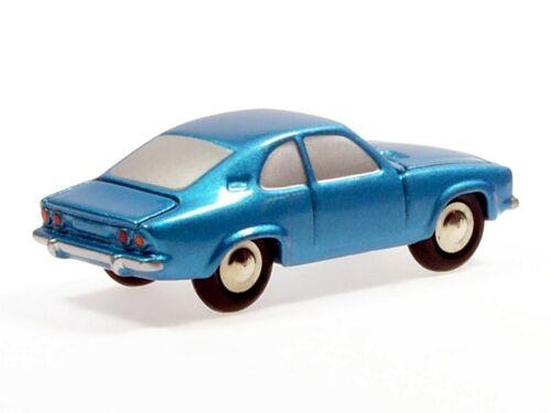 azul # 50536100 Schuco Piccolo Opel Manta a met