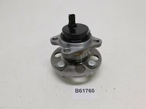Bearing Rear Wheel Bearing For Yaris Iq 713816990 N4712094