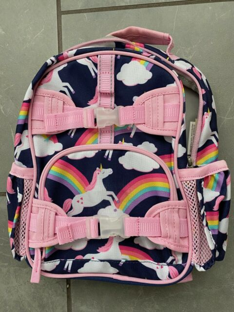 Pottery Barn Kids Mini Girls Backpack Mackenzie Unicorn Ebay