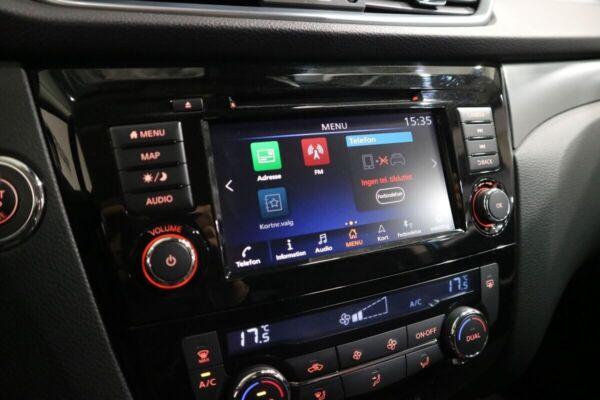 Nissan Qashqai 1,3 Dig-T 140 N-Connecta billede 7