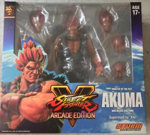 en venta en línea Storm Coleccionables Street Fighter V Akuma Arcade Edition Figura De De De Acción  venta