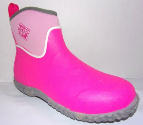 NWB Muck Boot Kids Muckster II Pink Purple or Black Ankle Boots Youth or Childs