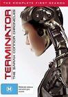Terminator - The Sarah Connor Chronicles : Season 1 (DVD, 2008, 3-Disc Set)