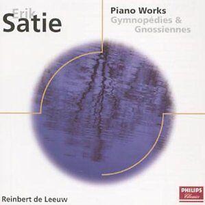 1 of 1 - Satie: Piano Works, , Very Good CD