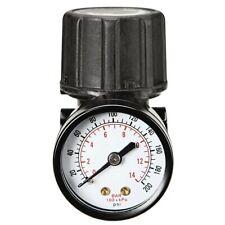 150 Psi Central Pneumatic Air Compressor Regulator Kit With Dial Gauge