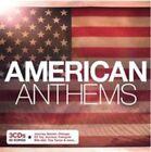 Various American Anthems CD