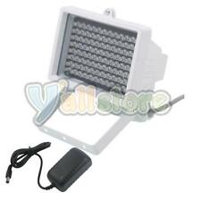 96LED Night Vision IR Infrared Illuminator Light Lamp for CCTV Camera + Adaptor