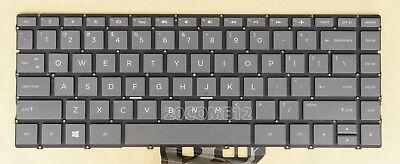 HP Spectre 13-w013dx 13-w023dx 13-w000 Backlit English Keyboard Backlit