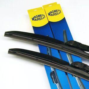 2x-Hybrid-Scheibenwischer-Wischblatt-650-mm-450-mm-universal-Magneti-Marelli