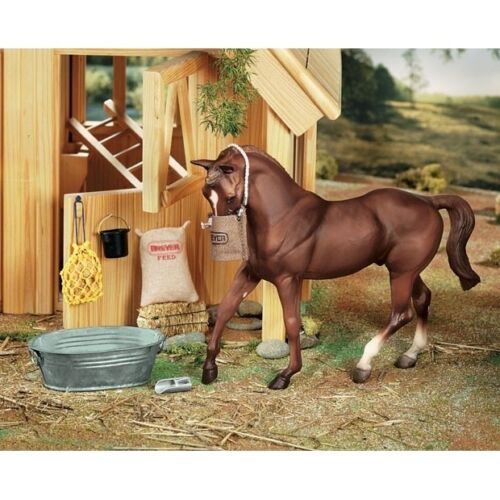 2486 Traditional Breyer Stable Feed Set #18327